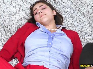 Mischa Brooks and Valentina Nappi got seduced by unscrupulous bangers