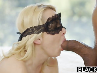 BLACKED Handsome Blonde Fit together Aaliyah Love and Her Deathly Lover