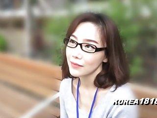 KOREA1818.COM - korean Cutie helter-skelter glasses