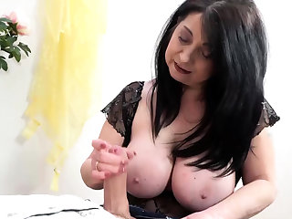 Obese Titty grany handjobs Obese Learn of and Rotty Fucks