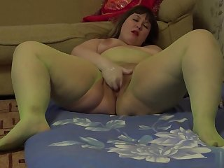 Fisting. Young bbw fucks a pussy reject b do away with