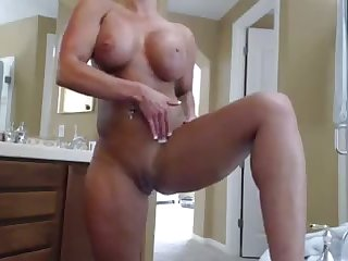 Fabulous busty MILFie wife and her fantastic fat sizzle boobies
